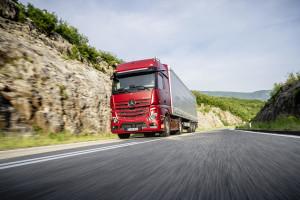 Le nouvel Actros. Le camion du futur signé Mercedes-Benz