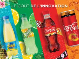 Les nouvelles saveurs estivales by Coca-Cola Maroc !
