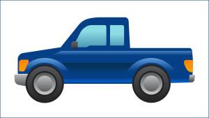 Ford : Bientôt un Emoji pick-up sur votre smartphone !