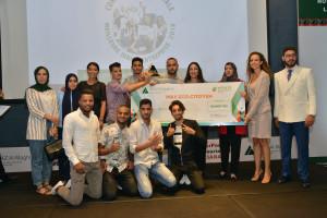 Vivo Energy Maroc décerne le prix de l'écocitoyenneté à la junior entreprise Eco-Tire
