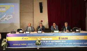 AMICA-La croissance durable au Salon de la sous-traitance automobile à Tanger