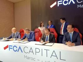 FCA Capital Maroc : des solutions de financement innovantes !
