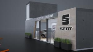 Caravane SEAT : Univers Motors ouvre un showroom mobile à Kénitra