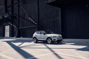 Volvo XC40 Recharge, premier véhciule 100 % électrique du constructeur suédois !