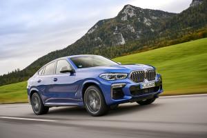 Le BMW X6 s'offre un petit lifting !