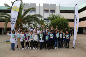 Fondation Renault Maroc : 6e campagne du TKAYES SCHOOL