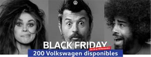 Black Friday chez Volkswagen : Ne ratez pas les promotions de fin d'année !