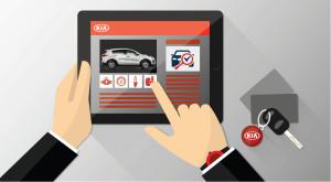 Kia Maroc lance la « prise de rendez-vous » 100% en ligne