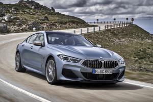 Nouvelle BMW Série 8 Gran coupé, la voiture sportive de luxe par excellence