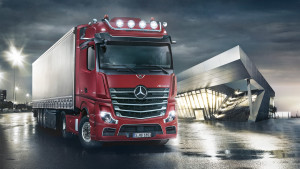L'ACTROS 5 désigné « Truck of the Year 2020 »