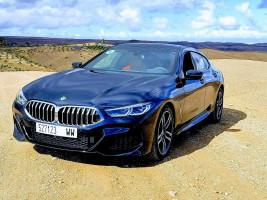 Nouvelle BMW Série 8 Gran coupé à l'essai : Zéro faille !