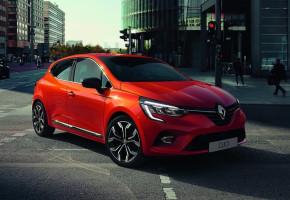 Nouvelle Renault Clio désignée la citadine la plus sûre en 2019