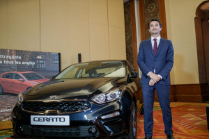 KIA lance le Kia Cerato et le Kia Rio et confirme son retour au Maroc