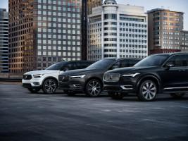 Volvo Cars : Nouveau record des ventes en 2019 grâce aux SUV