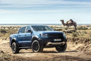 Le Ford Ranger Raptor débarque au Maroc