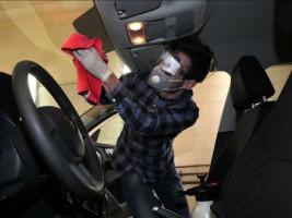Covid-19 : Voici comment désinfecter votre voiture