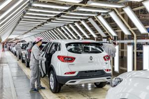 Groupe Renault : Baisse de 25,9 % des ventes totales !
