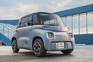 La Citroën Ami, la micro-citadine 100% électrique made in Morocco vendue en France