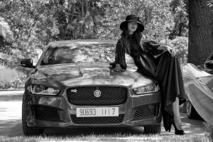 Jaguar s'associe au Casa Fashion Show !