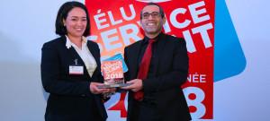 Hyundai Maroc élu meilleur Service client de l'année Maroc 2018