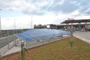 Total inaugure sa nouvelle station éco-responsable au Maroc
