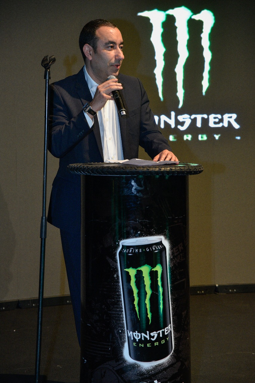 NABC lance la distribution de Monster Energy