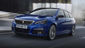 Nouvelle Peugeot 308 : Essai