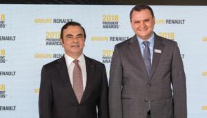 MOHAMED BACHIRI nommé aux « President Awards » du Groupe Renault