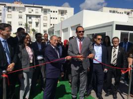 Eric Basset et Denis Rivat nous parlent du nouveau site Renault Sélection de VO à Casablanca
