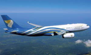 Oman Air inaugure son vol direct Mascate-Casablanca