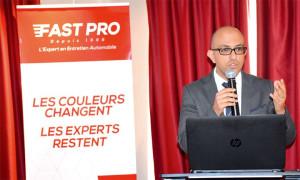 TARIK BARAKAT DG FAST PRO : Nouvelle enseigne au Maroc