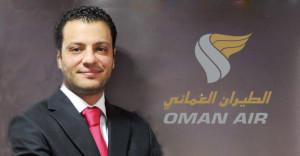 Moulay Hicham El Kadiri Directeur d'Oman Air au Maroc parle du vol direct Mascate Casablanca