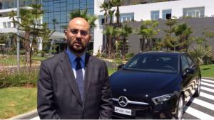 Achraf Hajjaji DG Adjoint de Auto Nejma Maroc