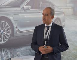 Nouvelles BMW 530e et 740e : Aziz ROCHDI Directeur Commercial et Marketing BMW