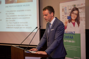 "Allianz lance ""ALLIANZ CHIFAA"", l'assurance santé individuelle"