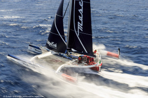 Maserati Multi 70 et Giovanni Soldini remportent la 39e Rolex Middle Sea Race