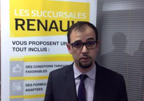 Entretien avec Souhail Houmaini DG Succursales Renault Maroc