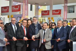 Vivo Energy Maroc inaugure la nouvelle station Shell «Parc Bouskoura»