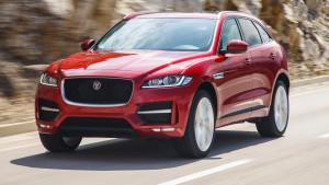 Jaguar F-Pace, le SUV félin qui fait fureur !