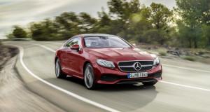 Nouvelle Mercedes Classe E, l'autonomie comme maître-mot