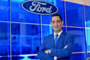 Achraf El Boustani nommé Directeur Général de Ford Afrique du Nord