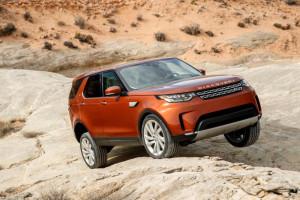Nouveau  Discovery, le SUV le plus polyvalent  au monde !