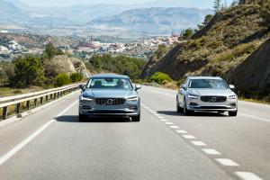 Volvo: Du nouveaux pour la gamme 90