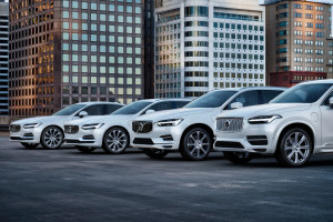 Toutes les Volvo seront équipées d'un moteur électrique en 2019 !