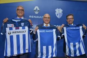 Partenariat entre le Groupe Renault et l'Ittihad Riadi de Tanger (IRT)