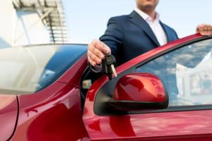 Marché automobile : hausse des ventes en juillet 2017