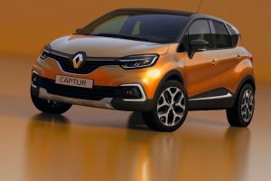 Nouveau Renault Captur restyle !