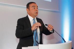Carlos Ghosn annonce le nouveau plan stratégique de Renault