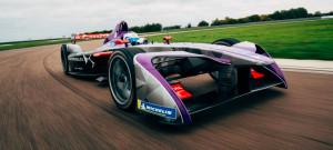 DS Virgin Racing dévoile sa DSV-03 pour la saison 2017/2018 de Formula E !