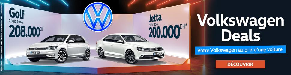 Volkswagen Maroc - JETTA
